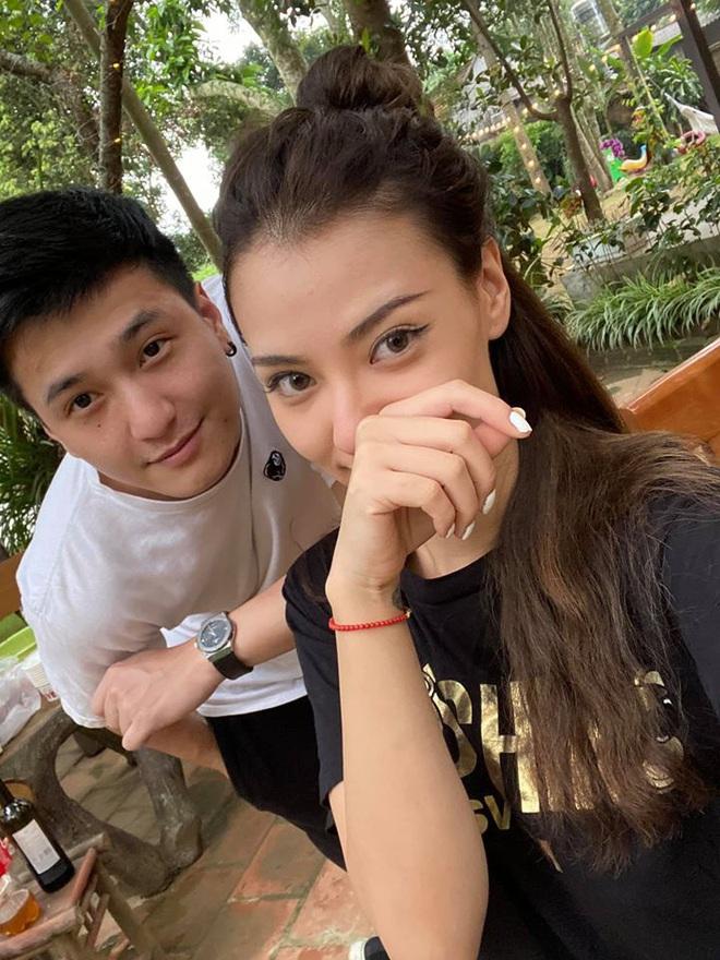 """Giữa nghi vấn """"toang"""" với Huỳnh Anh, Hồng Quế tiết lộ tin nhắn chứng minh tình cảm với người đàn ông đặc biệt này! - ảnh 4"""