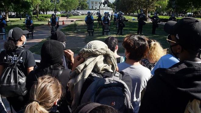 Mỹ triển khai 1.600 binh lính đảm bảo an ninh ở thủ đô Washington - ảnh 1