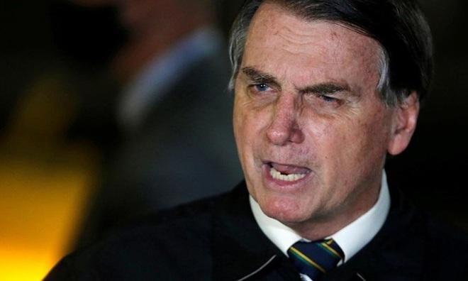 Brazil ghi nhận kỷ lục mới về số ca tử vong do Covid-19 - ảnh 1