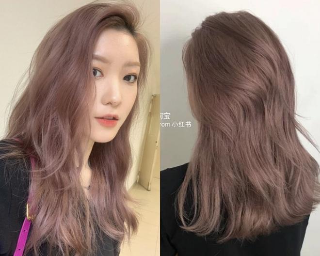 Cứ đến hè là tóc hồng lại hot, ai đang nhăm nhe lột xác thì phải cân nhắc ngay 3 tông siêu xinh mà ít đụng hàng này - ảnh 4