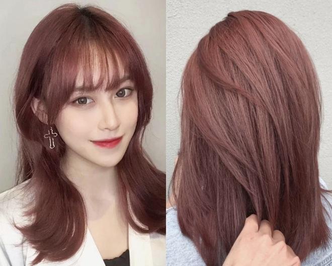 Cứ đến hè là tóc hồng lại hot, ai đang nhăm nhe lột xác thì phải cân nhắc ngay 3 tông siêu xinh mà ít đụng hàng này - ảnh 7