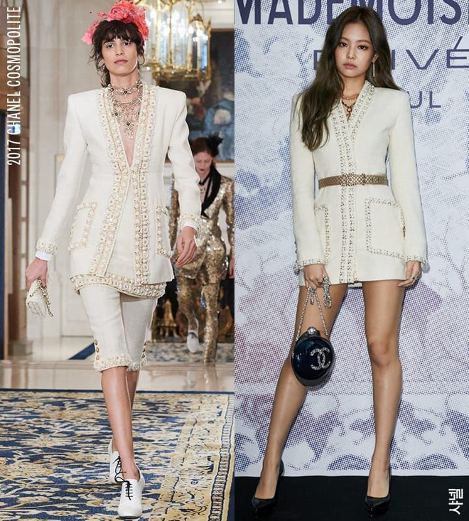 Chẳng có chân dài miên man nhưng Jennie vẫn diện đồ ăn đứt model chuyên nghiệp, công lao lớn thuộc về stylist - ảnh 5