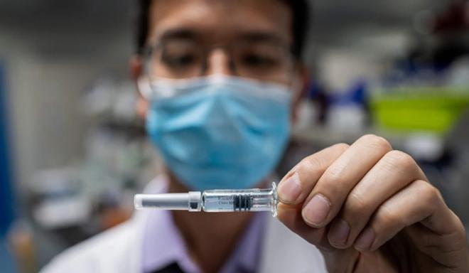 Hàn Quốc tăng ngân sách cho phát triển vaccine ngừa Covid-19 - ảnh 1