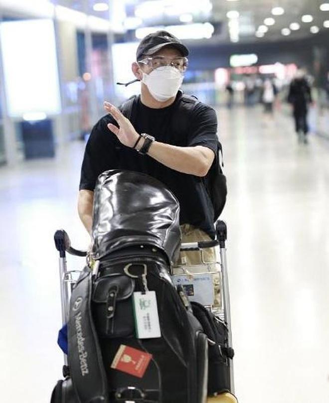 Nghiện vợ như Ngô Kỳ Long, cất công bay tới tận Bắc Kinh chỉ để hẹn hò với Lưu Thi Thi một đêm - ảnh 4