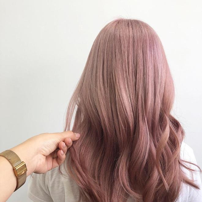 Cứ đến hè là tóc hồng lại hot, ai đang nhăm nhe lột xác thì phải cân nhắc ngay 3 tông siêu xinh mà ít đụng hàng này - ảnh 3