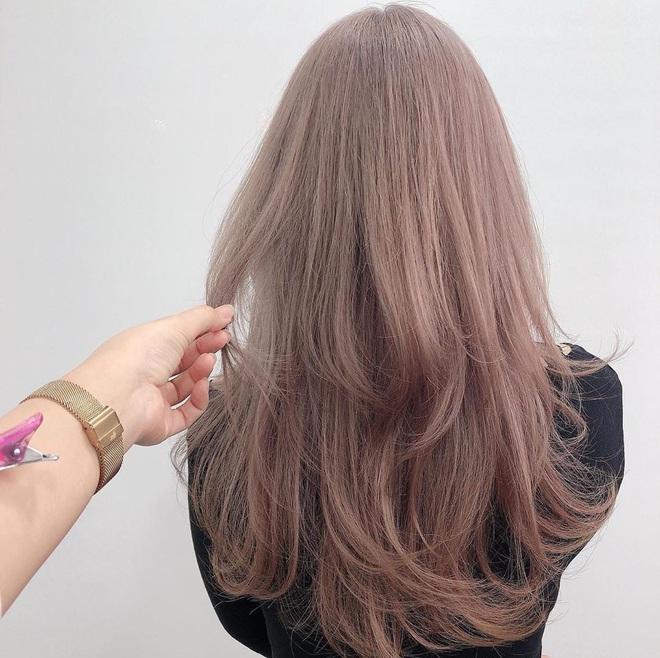 Cứ đến hè là tóc hồng lại hot, ai đang nhăm nhe lột xác thì phải cân nhắc ngay 3 tông siêu xinh mà ít đụng hàng này - ảnh 5