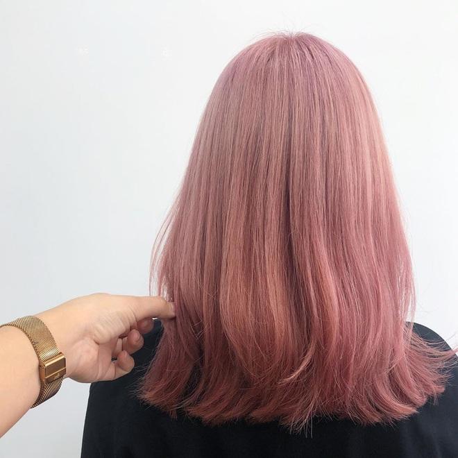 Cứ đến hè là tóc hồng lại hot, ai đang nhăm nhe lột xác thì phải cân nhắc ngay 3 tông siêu xinh mà ít đụng hàng này - ảnh 2