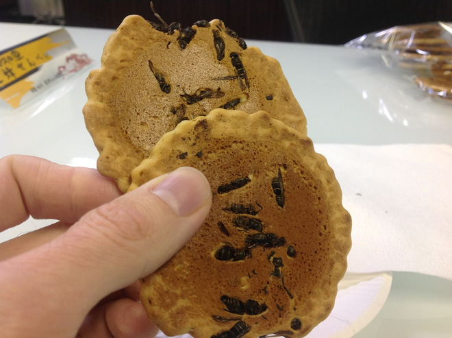 10 sự kết hợp ẩm thực cực kì quặc mà nghe là biết chỉ có ở Nhật Bản - ảnh 3