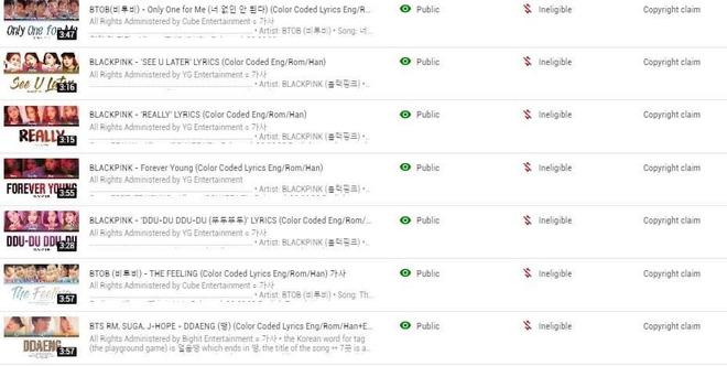 Netizen xôn xao chủ nhân kênh Youtube sở hữu loạt lyrics video trăm triệu view, bị nghi trục lợi cả tỷ đồng là người Việt Nam - ảnh 8