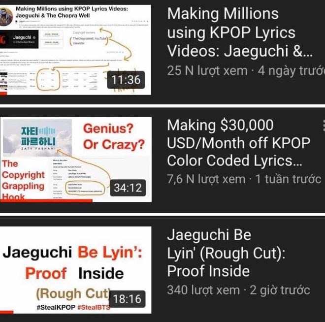 Netizen xôn xao chủ nhân kênh Youtube sở hữu loạt lyrics video trăm triệu view, bị nghi trục lợi cả tỷ đồng là người Việt Nam - ảnh 10