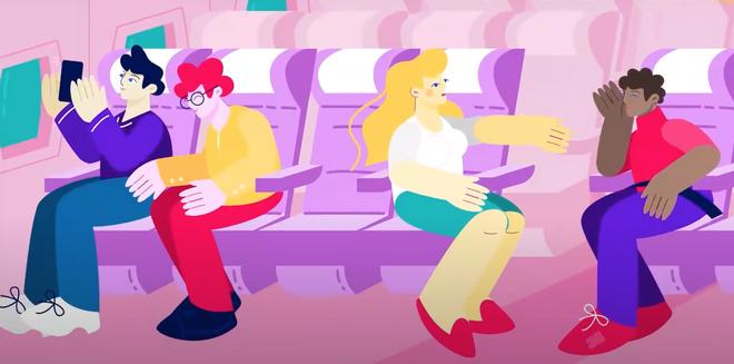 5 câu hỏi về thói quen đi máy bay giúp đọc vị tính cách của bạn - ảnh 1