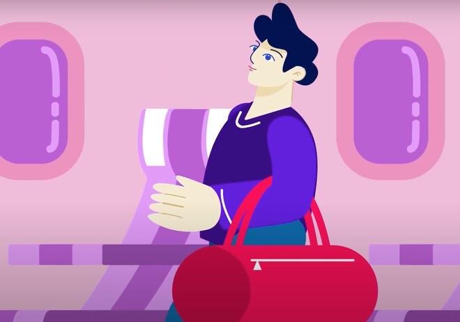 5 câu hỏi về thói quen đi máy bay giúp đọc vị tính cách của bạn - ảnh 3