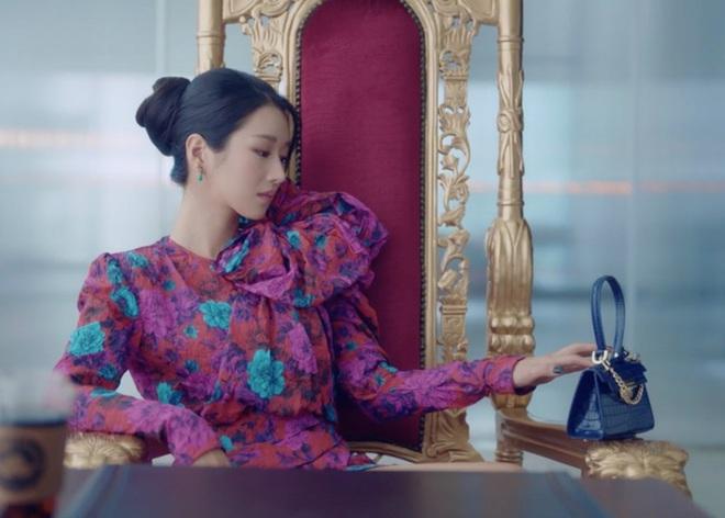 """Điên đảo với mỹ nhân """"Điên Thì Có Sao"""": Đã xinh lại còn sang, tủ đồ hiệu tiền tạ tiền tấn, bộ nào diện lên cũng đẹp như bà hoàng - Ảnh 1."""