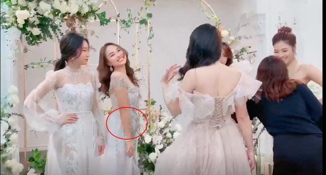 Rộ nghi vấn MC Vân Hugo đang mang thai với chồng sắp cưới, soi vòng 2 dạo gần đây là rõ - ảnh 2