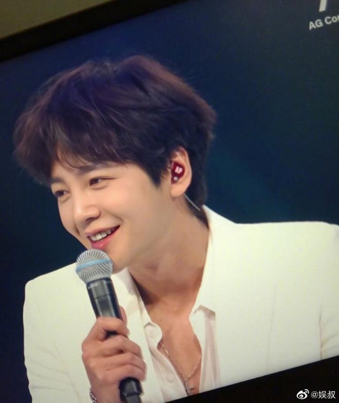 Màn giảm cân gây choáng của Jang Geun Suk khiến Cnet nức nở: Hoàng tử châu Á comeback quá xuất sắc! - ảnh 5