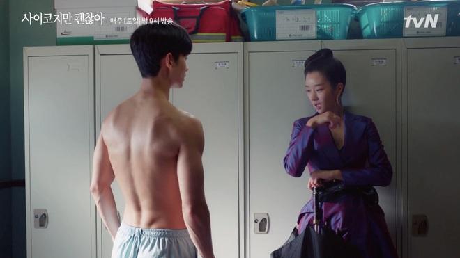 Chết cười với phong cách cua trai của Seo Ye Ji ở Điên Thì Có Sao: Trước 6 múi cực phẩm, liêm sỉ chị đây chả cần! - ảnh 9