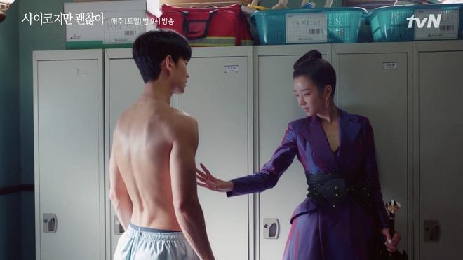 Chết cười với phong cách cua trai của Seo Ye Ji ở Điên Thì Có Sao: Trước 6 múi cực phẩm, liêm sỉ chị đây chả cần! - ảnh 8