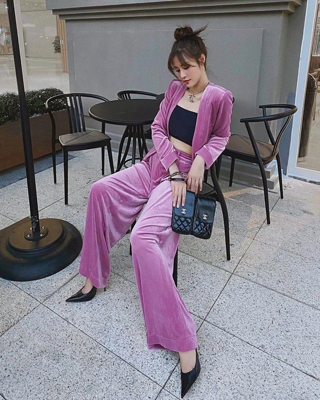 Sao Việt khi diện suit tím hot trend: Người đẹp tinh tế, người sến sẩm; nàng công sở xem cũng rút được khối kinh nghiệm - ảnh 5