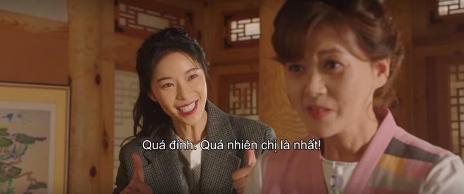 Vừa nhẵn túi vì chơi game, dì hai Hwang Jung Eum bị Diêm Vương tịch thu luôn quán vì tội ăn cắp ở tập 6 Mystic Pop-up Bar - ảnh 5