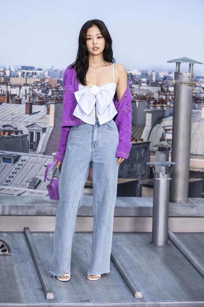 Chẳng có chân dài miên man nhưng Jennie vẫn diện đồ ăn đứt model chuyên nghiệp, công lao lớn thuộc về stylist - ảnh 4