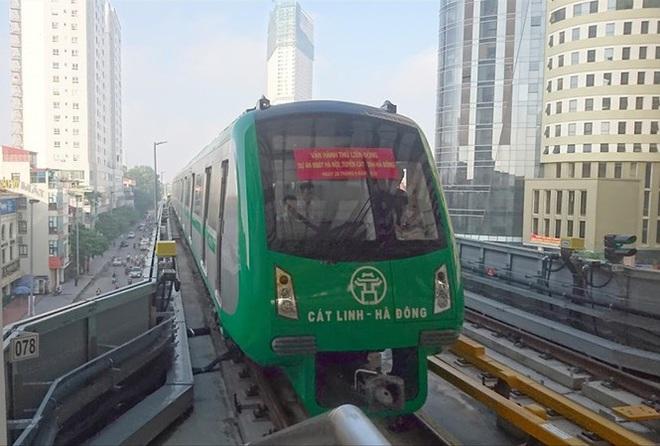 Tổng thầu đường sắt Cát Linh - Hà Đông nêu lí do đòi 50 triệu USD - ảnh 1