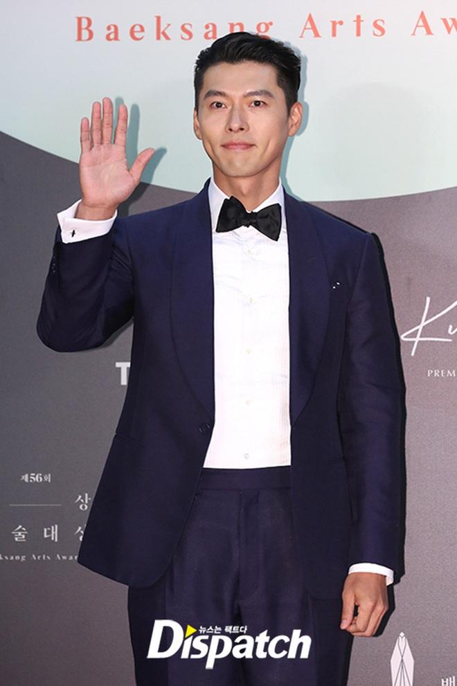 Khoảnh khắc được mong chờ nhất Baeksang: Son Ye Jin và Hyun Bin lần đầu cùng xuất hiện thân mật sau tin đồn hẹn hò - ảnh 3