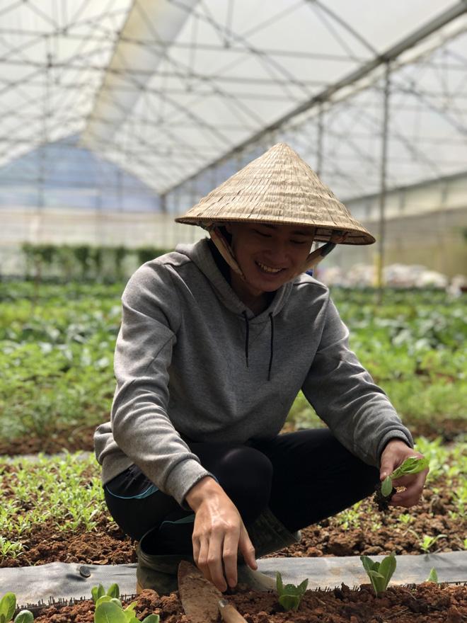 Cử nhân Luật bỏ thành phố lên Đà Lạt trồng rau, bị cha mẹ phản đối nhưng 1 năm sau nhận lại thành quả bất ngờ - ảnh 11