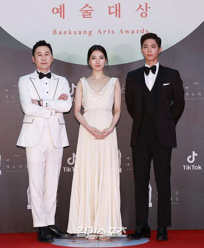Ác nữ Itaewon Kwon Nara đứng đầu bảng tổng sắp mặc xấu tại Baeksang 2020, kế đến còn có cả loạt mỹ nhân đình đám khác - ảnh 5