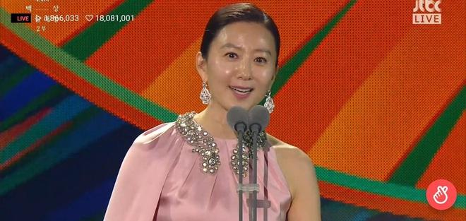Toàn cảnh Baeksang 2020 hạng mục truyền hình: Hyun Bin - Son Ye Jin hụt hết giải bự, sốc nhất là quả phim hay nhất - ảnh 7