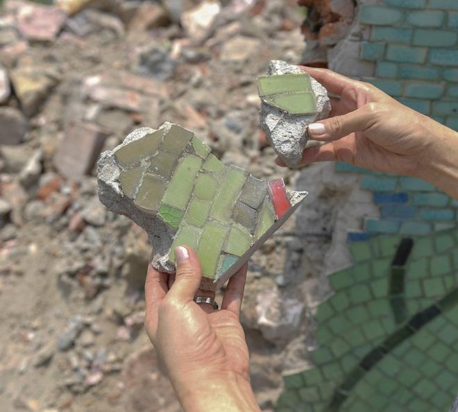 Hà Nội phá 600 mét con đường gốm sứ để mở rộng mặt đê: Ta đành hy sinh một phần để đổi lấy điều lớn lao hơn - ảnh 2