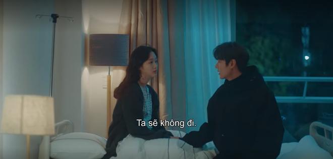 Thính xịn hơn cả hôn cổ, Lee Min Ho quấn chặt Kim Go Eun không rời ở tập 15 Quân Vương Bất Diệt - ảnh 1