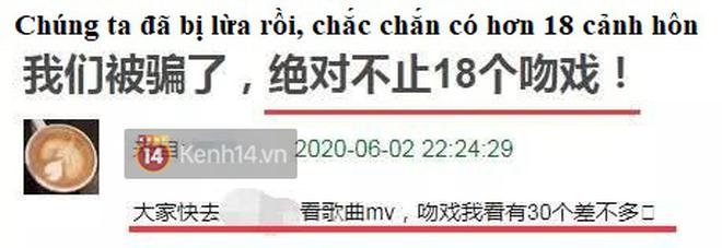 NSX Hạnh Phúc Trong Tầm Tay tiết lộ Nhiệt Ba - Cảnh Du có tới 18 cảnh hôn, fan bấn loạn vì sắp sửa bội thực - ảnh 12
