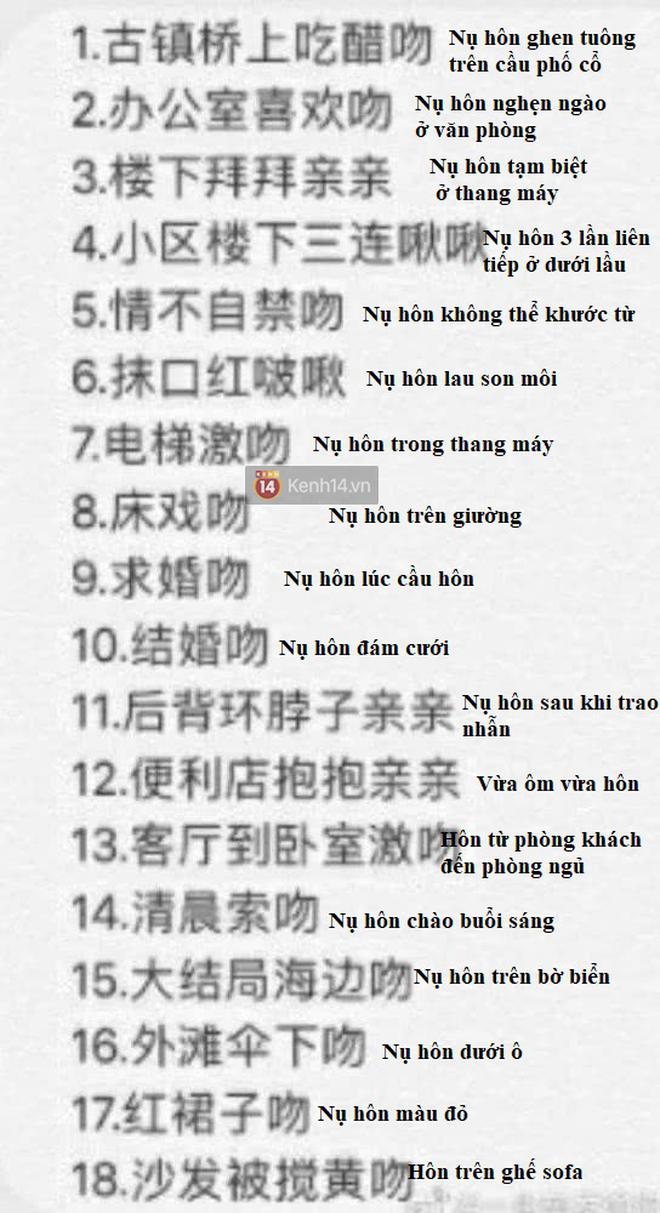 NSX Hạnh Phúc Trong Tầm Tay tiết lộ Nhiệt Ba - Cảnh Du có tới 18 cảnh hôn, fan bấn loạn vì sắp sửa bội thực - ảnh 9