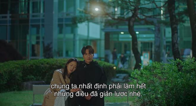Thính xịn hơn cả hôn cổ, Lee Min Ho quấn chặt Kim Go Eun không rời ở tập 15 Quân Vương Bất Diệt - ảnh 8