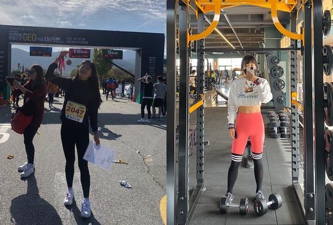 Từng béo ú na ú nần khi chạm ngưỡng 101kg, gái xinh xứ Hàn hé lộ bí quyết giảm 49kg sau hơn 1 năm khiến ai nấy đều bái phục - ảnh 9