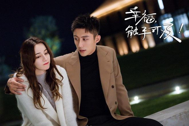 NSX Hạnh Phúc Trong Tầm Tay tiết lộ Nhiệt Ba - Cảnh Du có tới 18 cảnh hôn, fan bấn loạn vì sắp sửa bội thực - ảnh 1