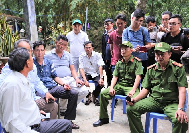 Vụ phạm nhân đặc biệt nguy hiểm 2 lần vượt ngục ở Đà Nẵng: Công an chuyển sang phương án đánh chìm - ảnh 3