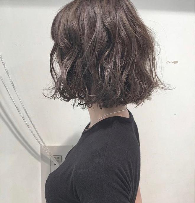 6 kiểu tóc ngắn giúp mặt nhỏ gọn như tiêm botox, các hairstylist Hàn khuyên bạn năm nay nên thử một lần - ảnh 11