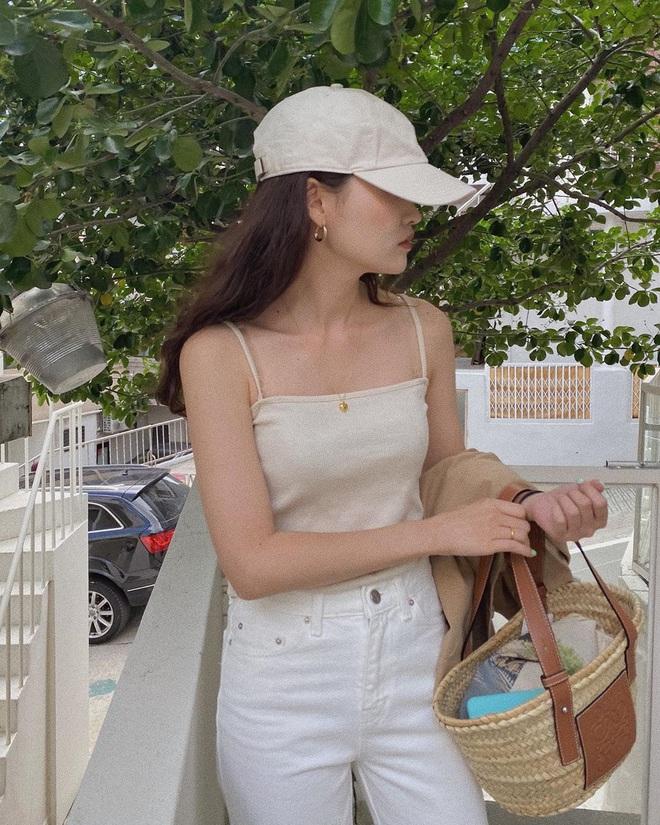 10 gợi ý mix đồ xinh mát hết cỡ từ hội gái xinh Hàn Quốc, chị em muốn lên đời phong cách hãy bắt chước ngay - ảnh 1