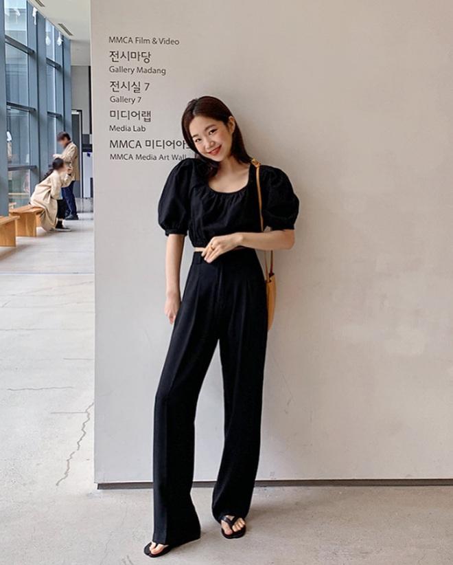10 gợi ý mix đồ xinh mát hết cỡ từ hội gái xinh Hàn Quốc, chị em muốn lên đời phong cách hãy bắt chước ngay - ảnh 10