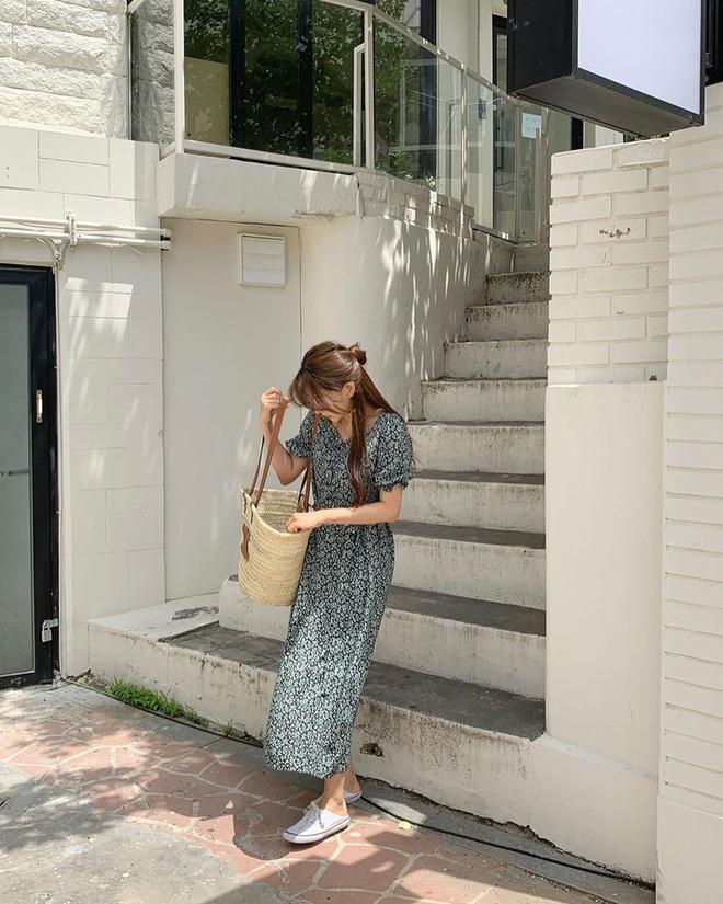 10 gợi ý mix đồ xinh mát hết cỡ từ hội gái xinh Hàn Quốc, chị em muốn lên đời phong cách hãy bắt chước ngay - ảnh 6