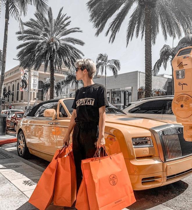 Loạt công thức chụp ảnh nhìn là thấy giàu sụ của hội rich kid mới nổi - ảnh 9