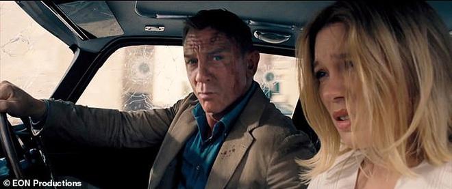 James Bond: No Time to Die bị rò rỉ trước ngày chiếu kèm toàn tin giật gân - ảnh 8