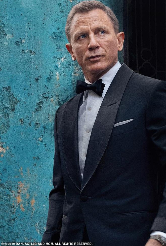 James Bond: No Time to Die bị rò rỉ trước ngày chiếu kèm toàn tin giật gân - ảnh 24