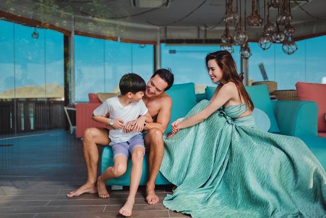 Đang mang song thai với Kim Lý nhưng Subeo vẫn là ưu tiên hàng đầu của Hồ Ngọc Hà, nhìn những hành động này là rõ - ảnh 6