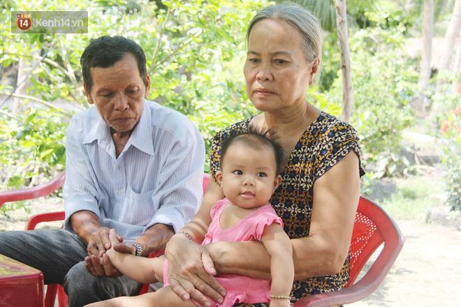 Bước đường cùng của người cha bị ung thư hốc mũi ôm 2 đứa con thơ dại: Con sợ cha chết, không sống cùng tụi con nữa - ảnh 11