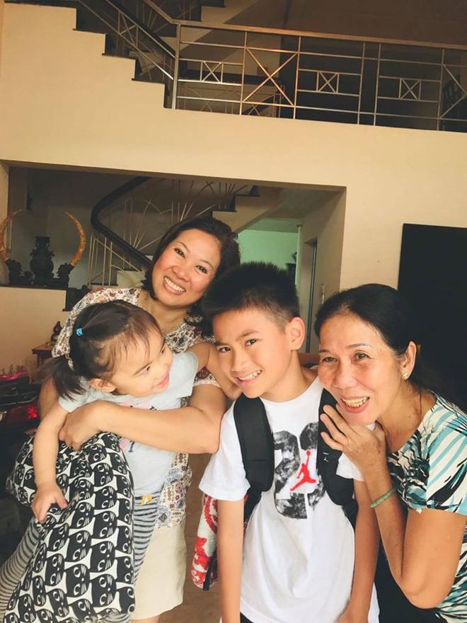 Kim Hiền tiết lộ hành động đặc biệt của con trai sau khi bà ngoại qua đời, một chi tiết thôi cũng khiến cô nghẹn ngào - ảnh 3
