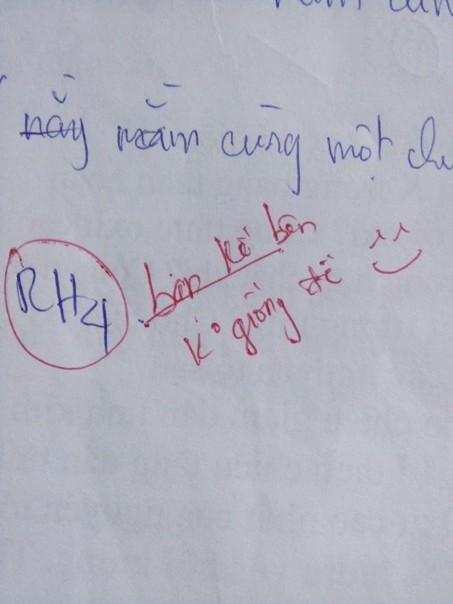 Những pha chọc ngoáy học sinh bằng lời phê cực chất của giáo viên: Thánh cà khịa là đây chứ đâu! - ảnh 5