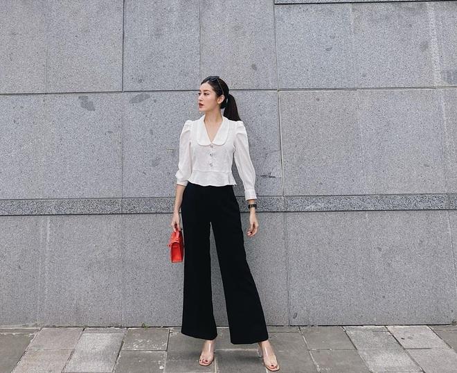 Nhìn các sao Việt diện lại đồ cũ siêu xinh, bạn sẽ học được bao cách mix&match và không cần mua thêm áo quần cho tốn tiền - ảnh 7