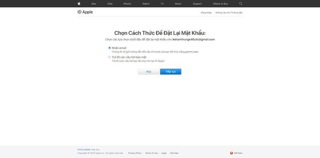 Đầu óc lú lẫn hay quên mật khẩu Apple ID, lưu ngay bí kíp lấy lại chỉ trong một nốt nhạc - ảnh 19
